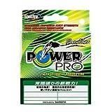 シマノ(SHIMANO) PowerPro 150m PL-515H YELLOW 0.8号 999030