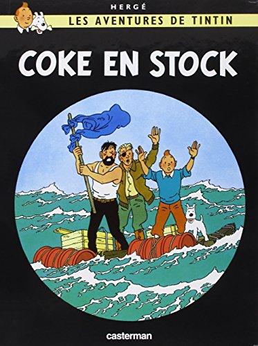 Les Aventures de Tintin (19) : Coke en stock