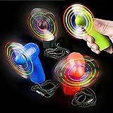 German Trendseller® - LED Hand Ventilator┃ Extra Starke Rotoren ┃