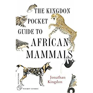 The Kingdon Pocket Guide to African Mammals on Amazon