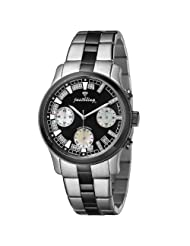 "JBW-Just Bling Women's JB-6217-A ""Alessandra"" Two-Tone Chronograph Diamond Watch"