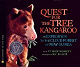img - for The Quest for the Tree Kangaroo: An Expedition to the Cloud Forest of New Guinea (Scientists in the Field Series) book / textbook / text book