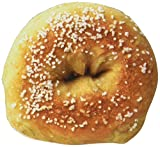 Paper House Productions M-0112E Die Cut Refrigerator Magnet, Bagel (6-Pack)
