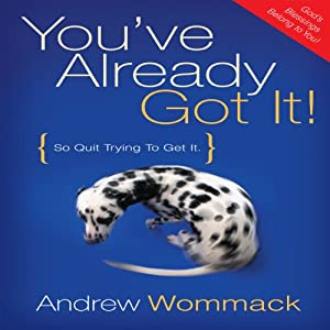 You've Already Got It Audiobook