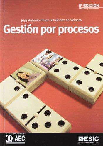 GESTION POR PROCESOS  descarga pdf epub mobi fb2