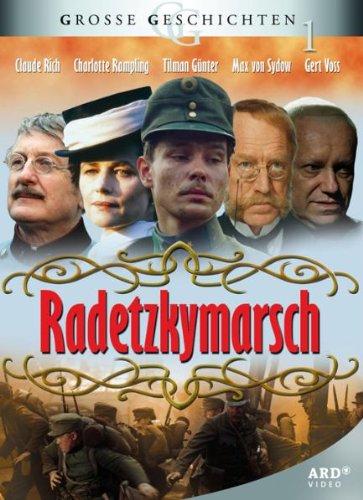 Radetzkymarsch - Große Geschichten 1 (3 DVDs)
