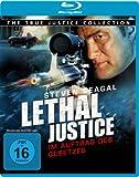 Lethal Justice - Im Auftrag des Gesetzes - Ungeschnittene Fassung/The True Justice Collection [Blu-ray]