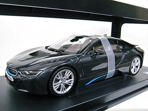 BMW特注 1/18 BMW i8 (ソフィスト グレー) 2015