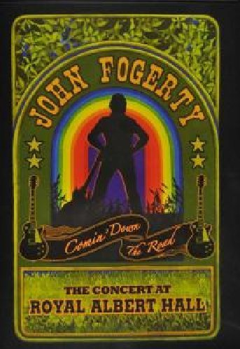DVD : John Fogerty - Comin' Down The Road