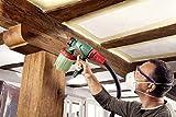 Bosch-DIY-Farbsprhsystem-PFS-5000-E-2-x-Farbbehlter-1000-ml-Dse-fr-Wandfarbe-wei-Lasuren-grau-Lacke-schwarz-Farbfilter-Reinigungsbrste-Karton-1200-W-500-mlmin-3-mmin