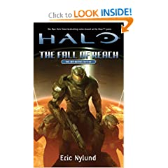 Halo: The Fall of Reach (Halo (Tor Paperback)) by Eric Nylund