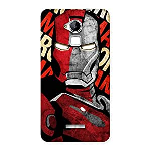 LP Print Back Case Cover for Coolpad Note 3