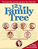 1-2-3 Family Tree: The Fastest Way to Create and Grow Your Family Tree
