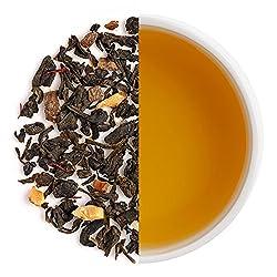 TEABOX Kashmiri Kahwa Chai, Flavoured Green Tea, Indian kawa, Green Tea blend, Spieced Green tea