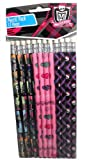 12 Monster High Pencils Party Favors