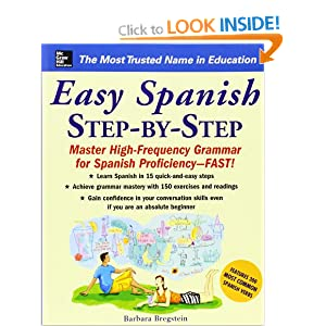 Easy Spanish Step-by-Step - Barbara Bregstein (2005, Paperback) NEW