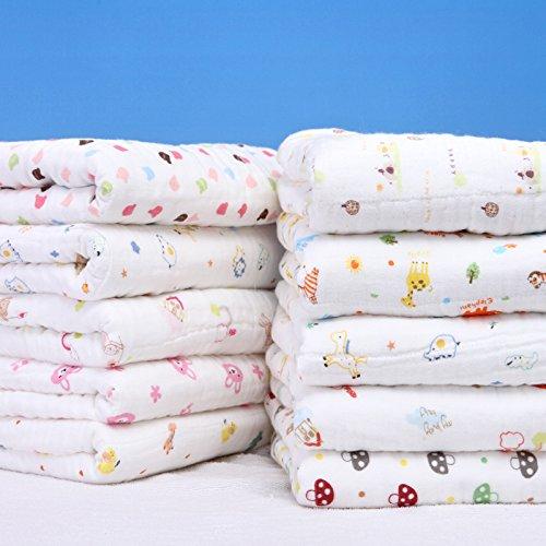 Tenere il bambino il lavaggio cotone stampato,miscelazione, 110*110