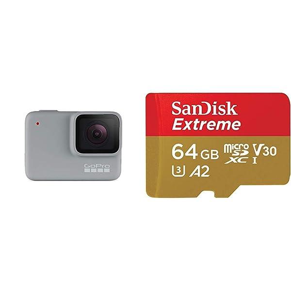 GoPro HERO7 White + (1) microSD Card