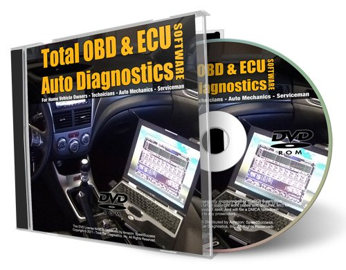 Total OBD & ECU Auto Diagnostics Software