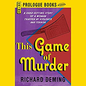 This Game of Murder Audiobook