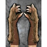 Werewolf Wolf Super Action Gloves Halloween Costume Accessory Picture