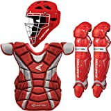Easton Rival Force Youth Baseball Catcher's Gear Package by Easton