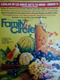 img - for Family Circle Magazine November 1974 book / textbook / text book