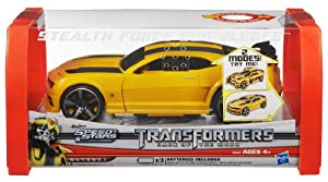 Hasbro - Transformers Dark of the Moon - Speed Stars Stealth Force - Bumblebee