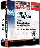 echange, troc Olivier Heurtel, Brice-Arnaud Guérin - PHP et MySQL : Coffret 2 livres