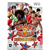 "Ready 2 Rumble Revolutionvon ""NAMCO BANDAI Partners"""