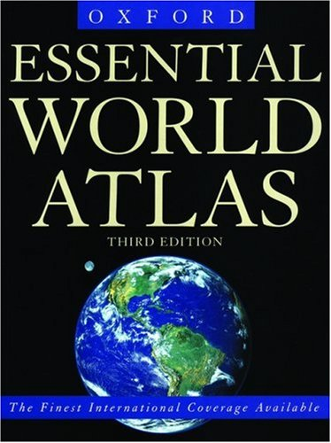 Essential World Atlas, Oxford