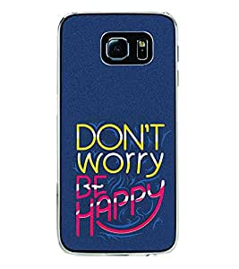 Life Quote 2D Hard Polycarbonate Designer Back Case Cover for Samsung Galaxy S6 Edge :: Samsung Galaxy S6 Edge G925 :: Samsung Galaxy S6 Edge G925I G9250 G925A G925F G925FQ G925K G925L G925S G925T