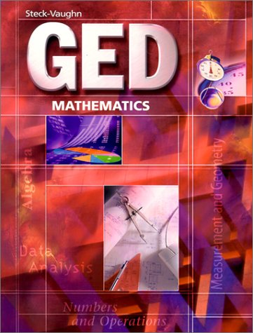 GED Mathematics (Steck-Vaughn Ged Series)