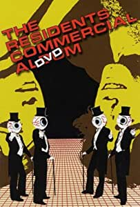 The Residents: Commercial Album [DVD]