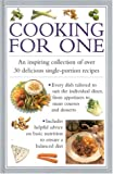 img - for Cooking for One (Cook's Essentials) book / textbook / text book