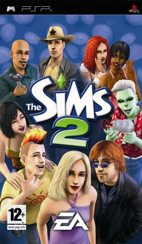 The Sims 2 (Plaitnum) (PSP) [UK IMPORT] (Sims 2 Psp compare prices)