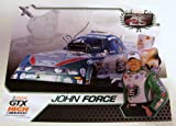 JOHN FORCE - NHRA - Racing Photo Card (8.0 in. x 10.0 in.) - (NHRA - FUNNY CAR)