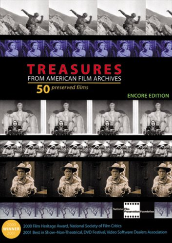 Treasures From American Film Archives: 50 Preserved Films (Region 1) (NTSC) [DVD] [US Import]