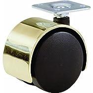Shepherd Hardware 205826 Twin Wheel Plate Caster-2