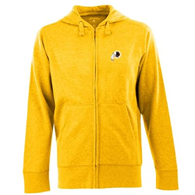 NFL Men's Washington Redskins Full Zip Signature Hooded Sweatshirt