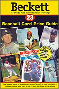PDF The Official Beckett Price Guide To Football Cards ...