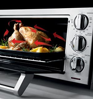 DeLonghi[デロンギ] EO1270 コンベクションオーブントースター6-Slice Convection Toaster Oven Stainless Steel 【並行輸入品】