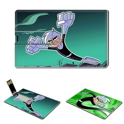 com: Danny Phantom Anime Comic Game ACG Customized USB Flash Drive 8GB