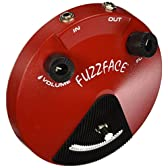 JIM DUNLOP JD-F2/FUZZ FACE DISTORTION