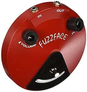 Dunlop JDF2 Fuzz Face® Distortion