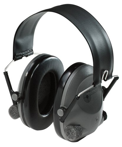 Peltor 97044 Tactical 6S Active Volume Hearing Protector
