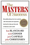 img - for The Masters of Success book / textbook / text book