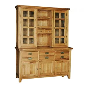 dining room large dresser display cabinet unit kitchen