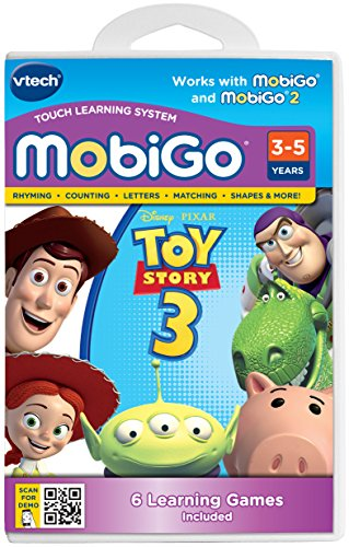 VTech - MobiGo Software - Toy Story 3 - 1