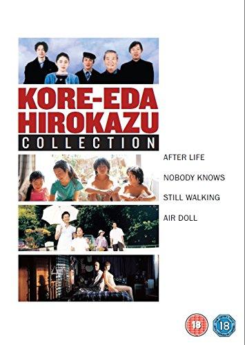 Kore-Eda Hirokazu Collection - 4-Dvd Box Set ( Wandafuru Raifu / Dare Mo Shiranai / Aruitemo Aruitemo / Kuki Ningyo ) ( After Life / Nobody Knows [ Non-Usa Format, Pal, Reg.2 Import - United Kingdom ]